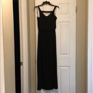 maurices Black Maxi Dress
